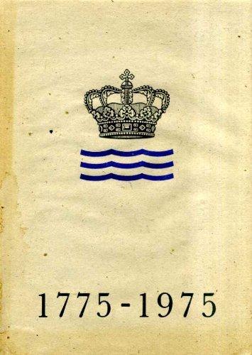 The Royal Copenhagen Porcelain Manufactory 1775-1975: Porcelainsfabrik, Kongelige