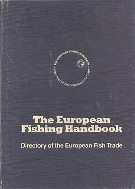 9788798097419: The European Fishing Handbook