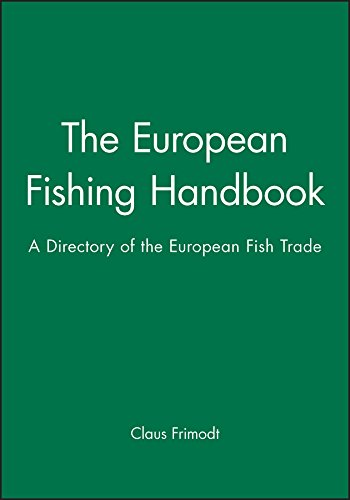 9788798097464: The European Fishing Handbook: A Directory of the European Fish Trade