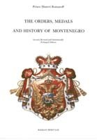 9788798126720: The orders, medals, and history of Montenegro
