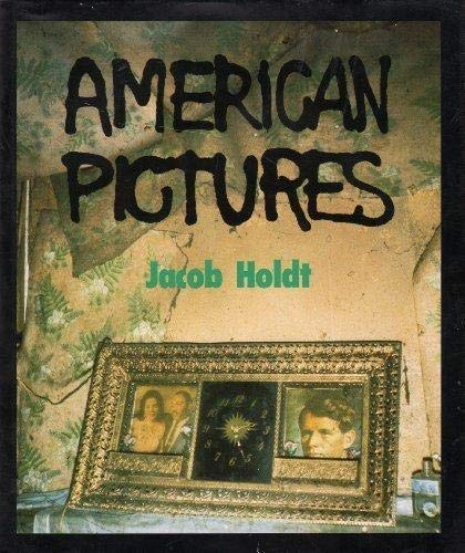 9788798170204: American Pictures: A Personal Journey Through the American Underclass
