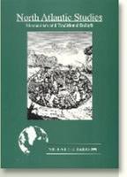 North Atlantic Studies Journal: Shamanism and Traditional Beliefs, Vol. 4, No. 1+2, AARHUS 2001: ...