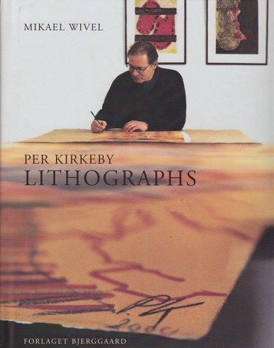 Per Kirkeby: Lithographs (Danish Edition): Sylvie Rifbjerg