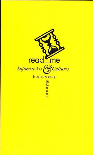 9788798844044: Read Me: Software Art & Cultures