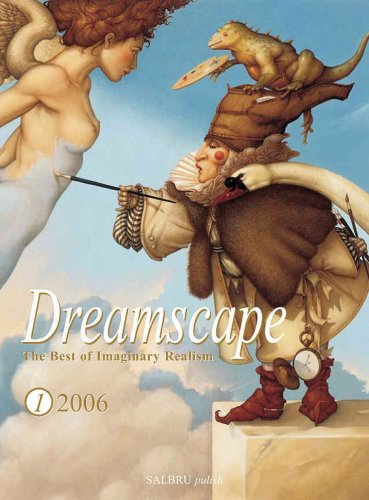 9788799063659: Dreamscape: The Best of Imaginary Realism: 1