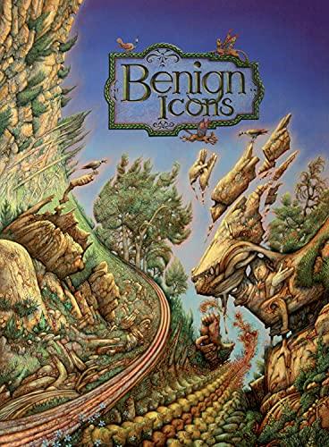 9788799214709: Benign Icons (Illustration Commercial Art)