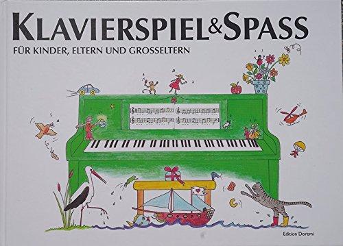 9788799566716: Klavierspiel & Spaß Band 01: Für Kinder, Eltern und Großeltern. Das Buch beinhaltet 33 bekannte Kinderlieder und dazugehörige Videos. Diese Videos ... in der Videobibliothek erhältlich