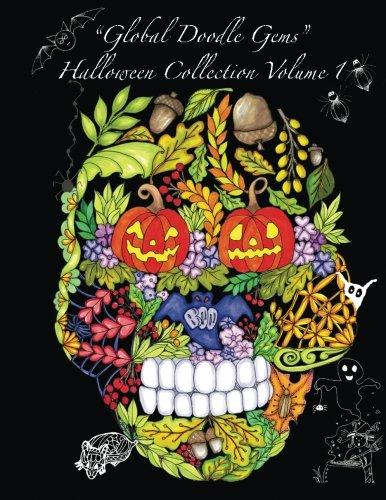 """Global Doodle Gems"""" Halloween Collection Volume 1: Global Doodle Gems"""