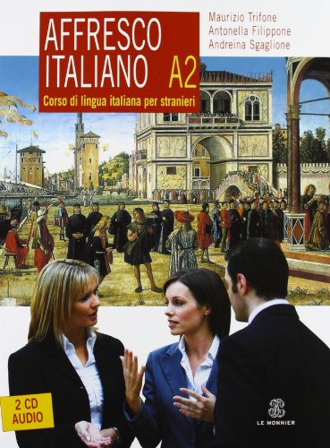 9788800203326: Affresco Italiano. Livello A2 (+ 2 CD Audio)