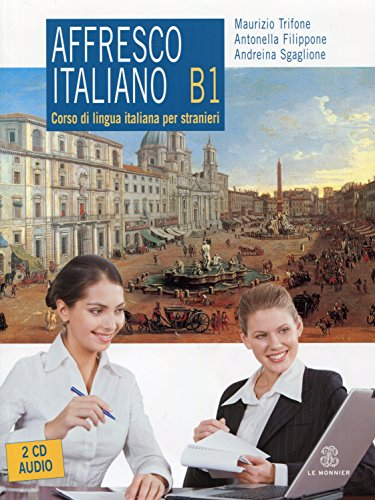 Affresco Italiano B1 Podrecznik + 2CD: Trifone, Maurizio