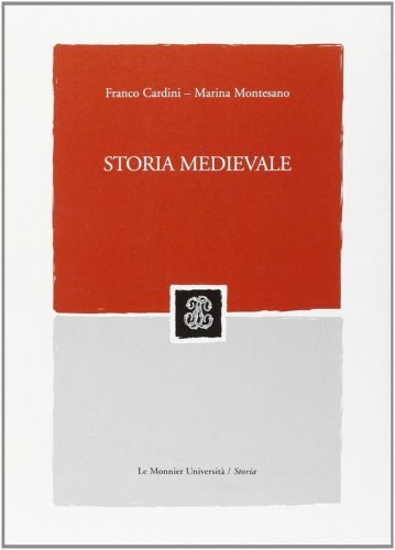 9788800204743: Storia medievale