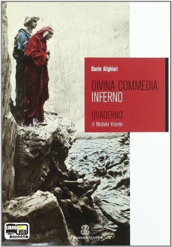 9788800208246: La Divina Commedia. Inferno. Con Quaderno. Con espansione online