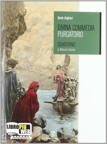9788800208253: La Divina Commedia. Con quaderno. Con espansione online. Purgatorio (Vol. 2)