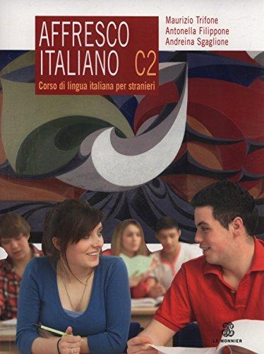 9788800208512: Affresco Italiano. Livello C2