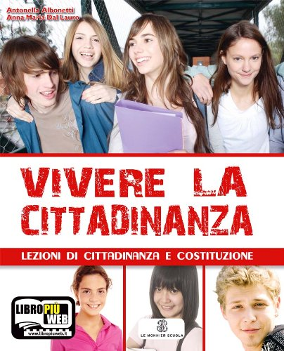 9788800210409: Vivere la cittadinanza. Per la Scuola media. Con espansione online