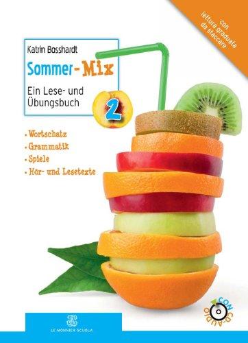9788800219662: Sommer-mix. Con espansione online. Con CD Audio. Per la Scuola media: 2