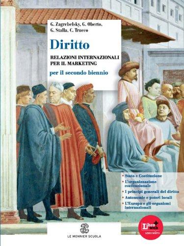 9788800221405: Diritto rim 2012. Vol. unico. Con espansione online. Per le Scuole superiori