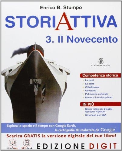 9788800222105: StoriAttiva - Volume 3. Con Me book e Contenuti Digitali Integrativi online