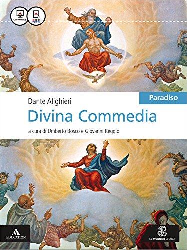 9788800228589: Divina Commedia. Per le Scuole superiori. Con e-book. Con espansione online: 3