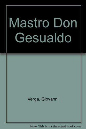 9788800228930: Mastro Don Gesualdo
