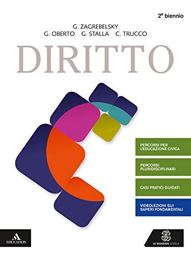 9788800358262: Diritto. Volume unico. Per gli Ist. tecnici e professionali. Con e-book. Con espansione online