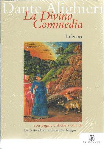 9788800412421: La Divina Commedia. Inferno-Questioni, temi e ricerche. Per le Scuole superiori (Opere di Dante Alighieri)