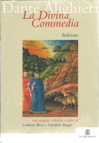La Divina Commedia Inferno + Questioni Temi