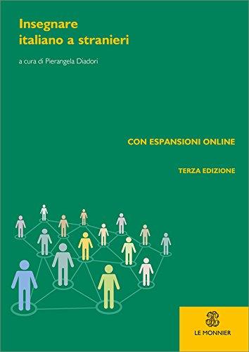 9788800806725: Insegnare italiano a stranieri