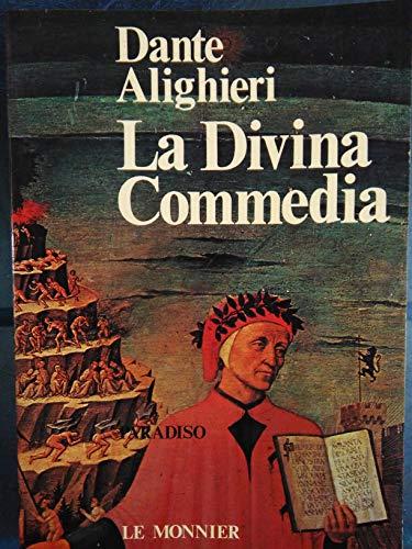 9788800852029: La Divina Commedia. Paradiso. Per le Scuole superiori (Opere di Dante Alighieri)