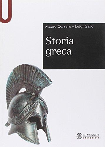 9788800860864: Storia greca