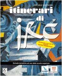 9788801029291: Itinerari di IRC. Schede tematiche. Vol. unico. Per le Scuole superiori