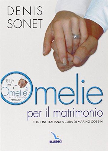 9788801030464: Omelie per il matrimonio. Con CD-ROM