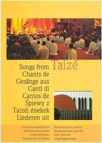 9788801041279: Canti di Taizé. Partiture per la chitarra