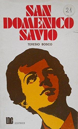 9788801156140: San Domenico Savio (Santi della famiglia salesiana)