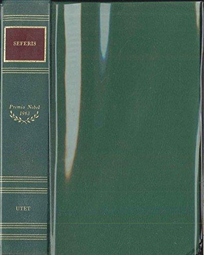 Poesia, opere scelte da: Svolta. Quaderno d'esercizi.: Seferis,Giorgio.