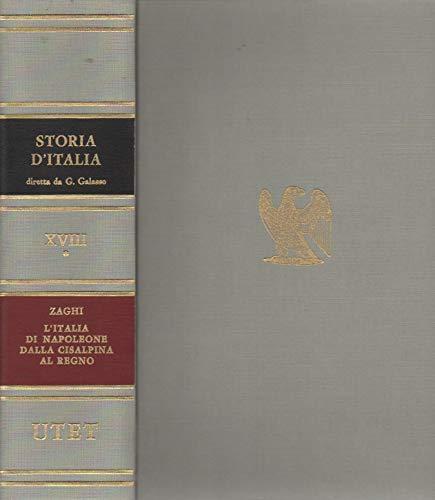 9788802039558: Storia d'Italia: 18\1
