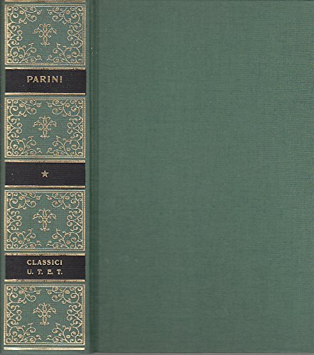 Opere scelte.: Parini,Giuseppe.