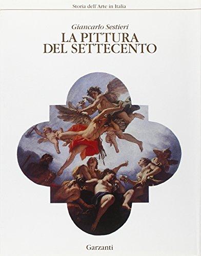 9788802042367: La pittura del Settecento (Storia dell'arte in Italia)
