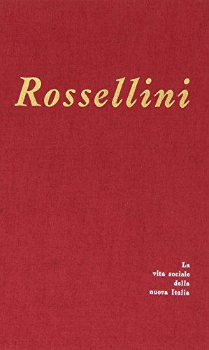 Roberto Rossellini: Rondolino, Gianni