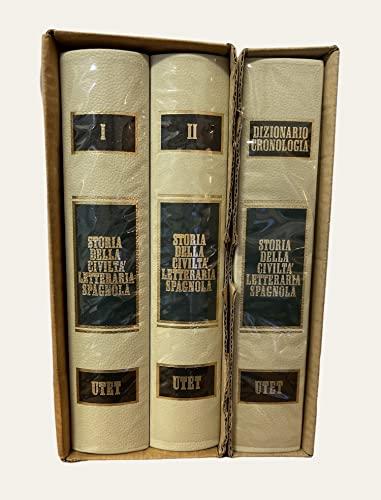 Storia della civilta letteraria spagnola (Italian Edition): n/a