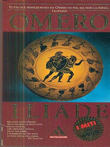9788802052458: Iliade (Classici greci)