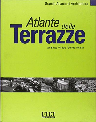 9788802053677: Atlante delle terrazze