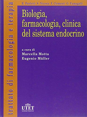9788802062020: Farmacologia endocrina e della riproduzione