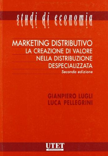 9788802062426: Marketing Distributivo