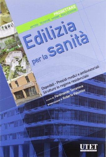 EDILIZIA PER LA SANITA': FERDINANDO TERRANOVA