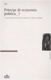 9788802072630: Principi di economia politica