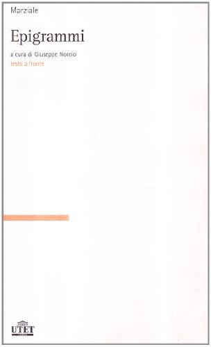9788802073620: Epigrammi. Testo latino a fronte