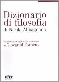 9788802074115: Dizionario di filosofia