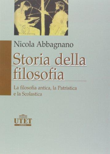 9788802074139: Storia della filosofia vol. 1 - La filosofia antica, la patristica e la scolastica