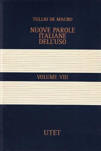 9788802078175: Grande dizionario italiano dell'uso. Con chiave USB: 8